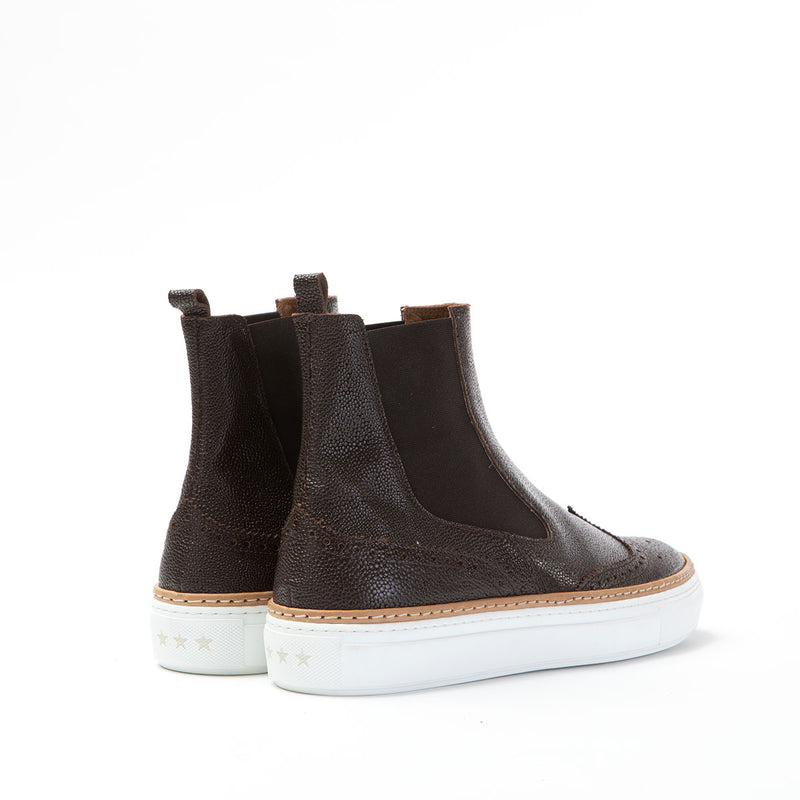 Camden Leather Chelsea Boots