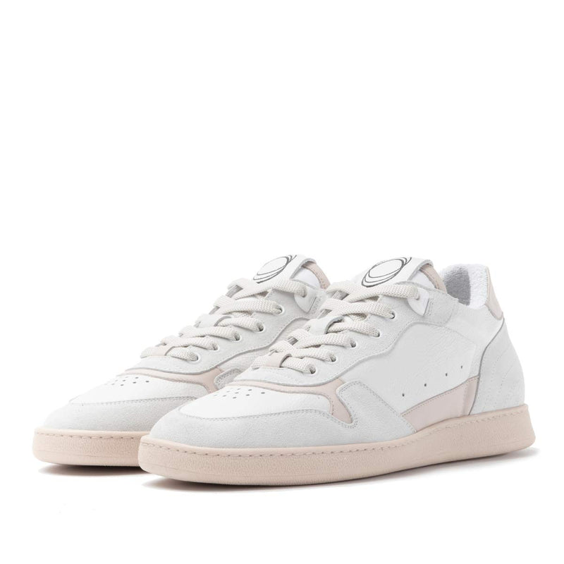 Assist leather sneakers