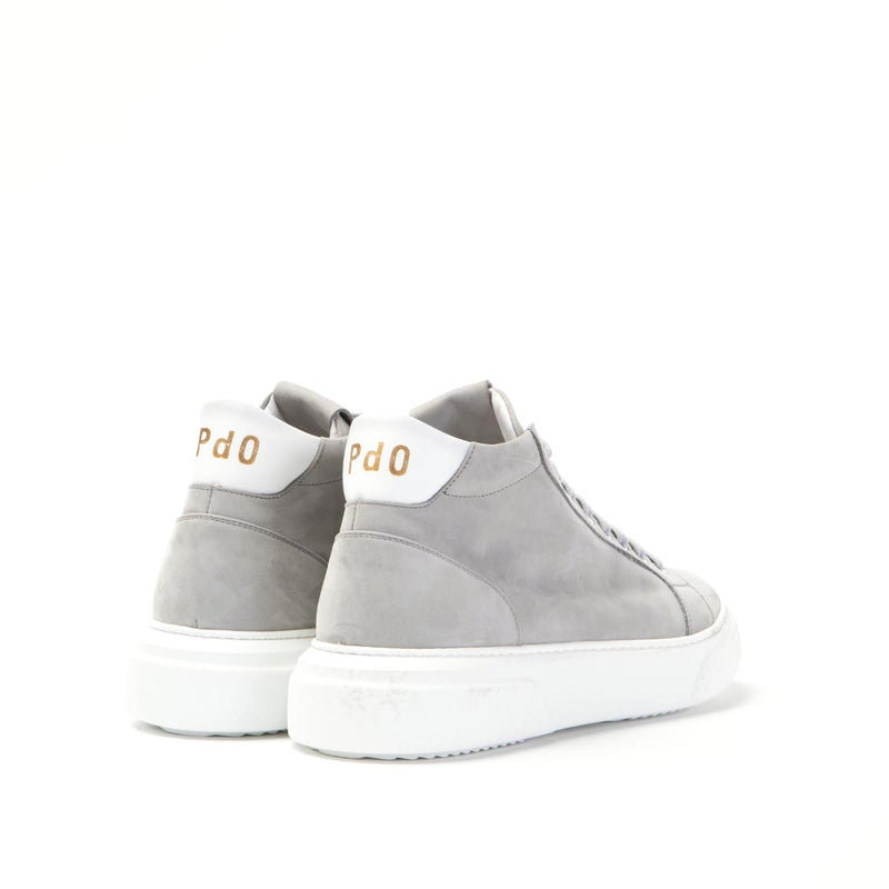 Foro Italico Mid Leather Sneakers