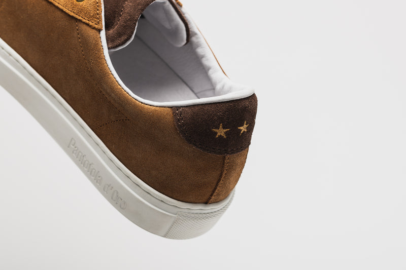 Top Spin Suede Sneakers