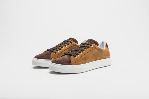 Pantofola d'Oro Top Spin Suede Sneakers