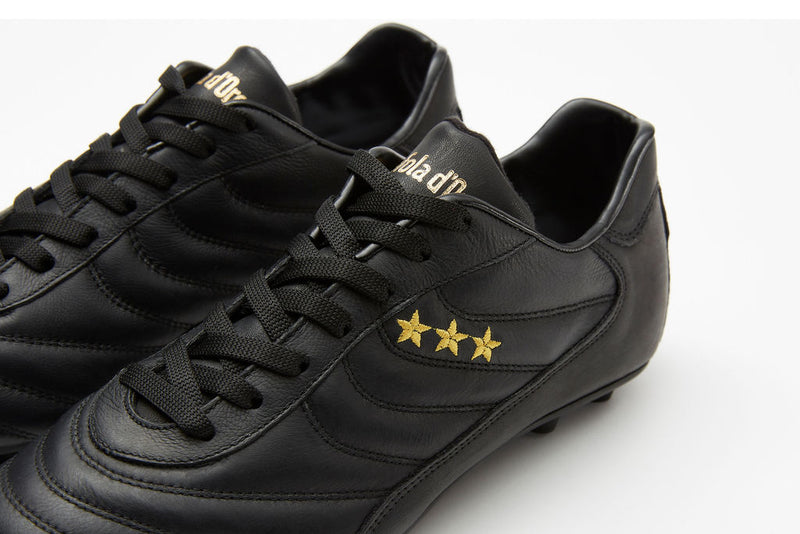Derby Leather/Tech Football Boots