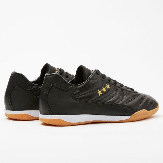 Derby Leather/Tech Indoor Boots