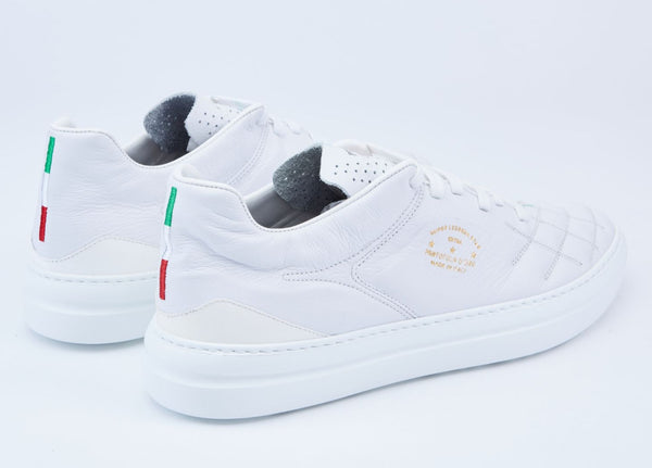 Piuma Leather Sneakers