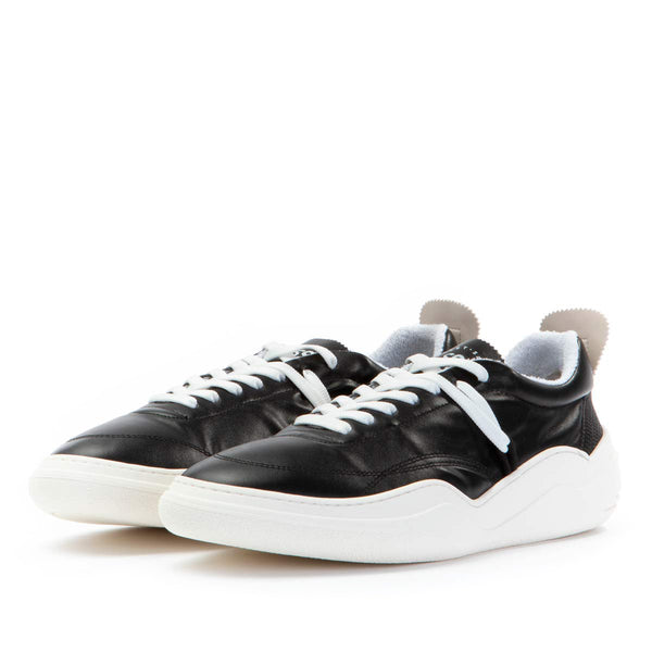 SALARIA STREET SPORTS LEATHER SNEAKER