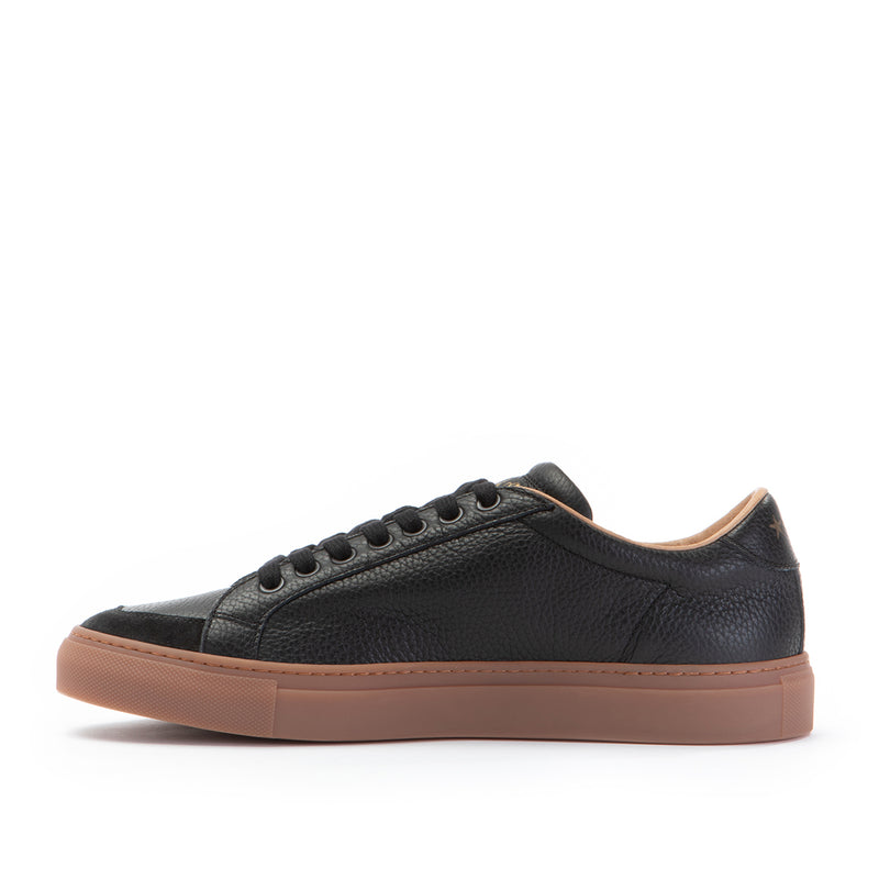 Top Spin Leather Sneakers