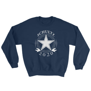 Onward2020 Classic Design in White on a Black or Navy Pullover