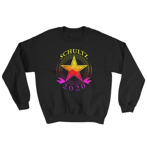 Schultz 2020 Classic Design in Color on a Black Pullover