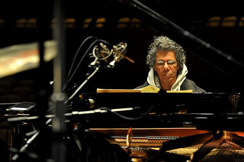 Chick Corea with Jazz at Lincoln Center using two 3 Zigma SD-C Microphones on Steinway Model D