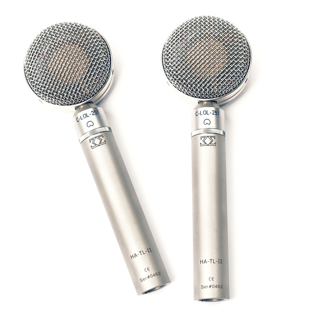C-LOL 251 TL MP Matched Pair Microphones
