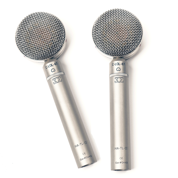 C-LOL 67 TL MP Matched Pair Microphones - ADKMic.com