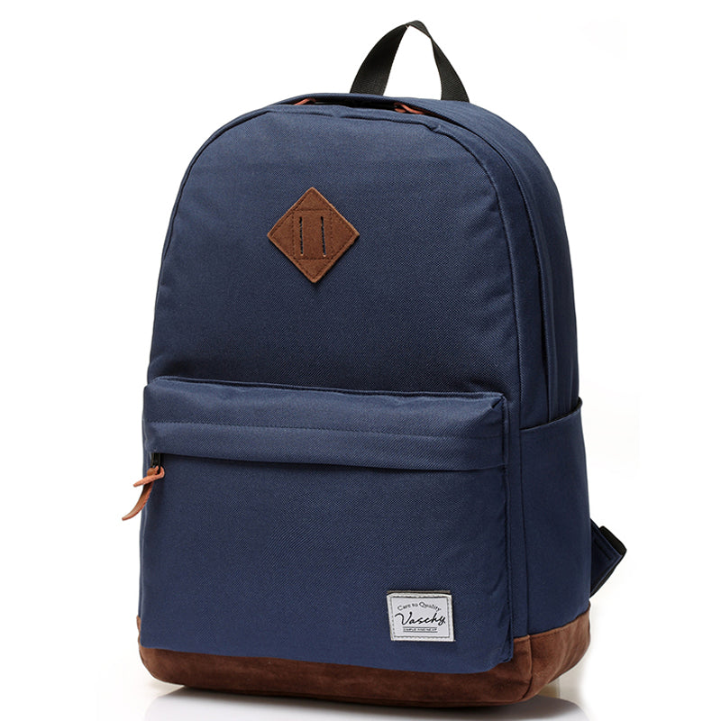 8801c93468a3 Fashion designed,high quality backpacks,leather canvas messenger ...