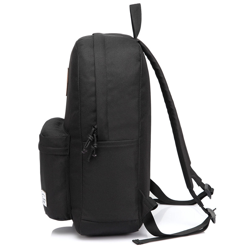 VASCHY Lightweight School Backpack