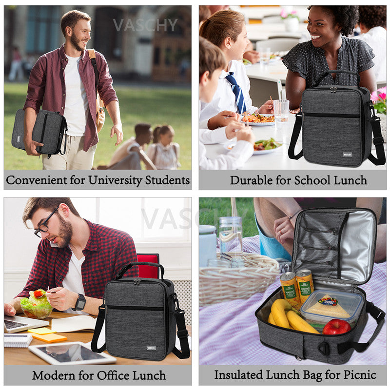 VASCHY Multi-functional Lunch Bags