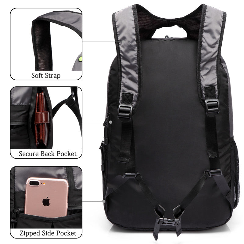 4462bf8c5c8 VASCHY Laptop Backpack for Men and Women Unisex Fashion Square Daypack