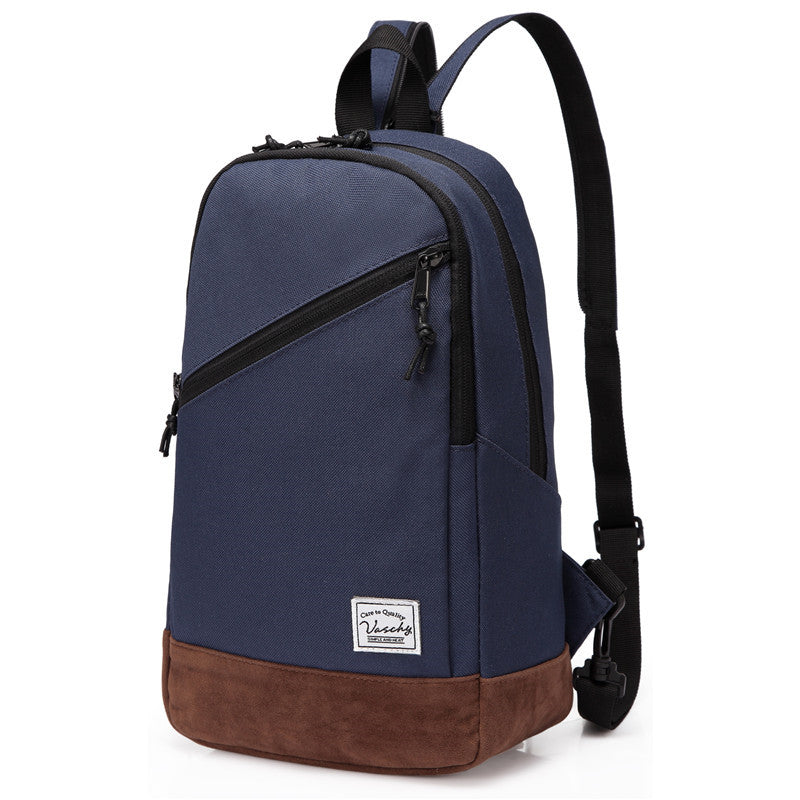 VASCHY Mini Crossbody Sling Backpack Two Ways to Carry with Adjustable 0451ca36c42d6