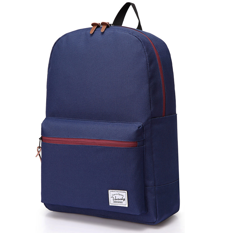 Water Resistant Slim School Backpack for Teens