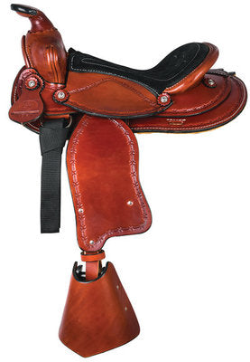 Dr. J Pony Saddle, 12