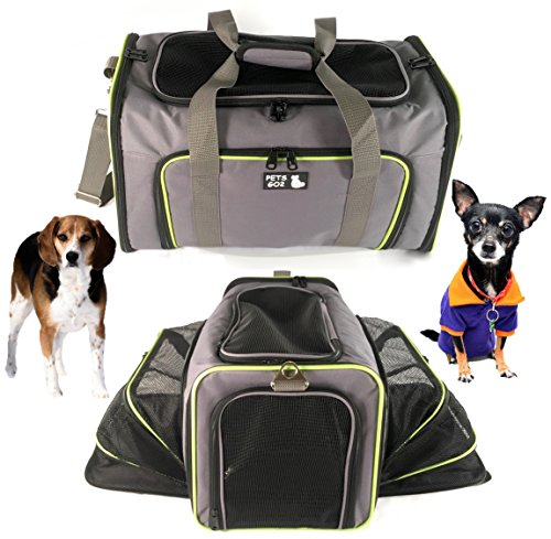 Pet Carrier for Dogs & Cats