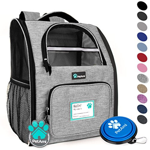 Deluxe Pet Carrier Backpack