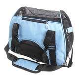 Folding Pet Carry Bag Oxford Breathable Mesh Cat Carriers Outside Portable Dog Travel Bag Waterproof