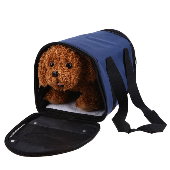 S/L Dog Bag Carring Bags For Dogs Dog Carriers Dog Bags Travel Pet Corduroy Colorful Cat Carrier Bag Soft 1.5-4kg Fitable Weight