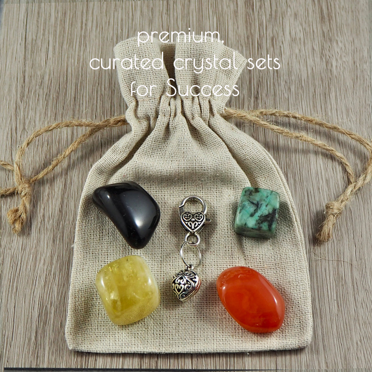 Smaller Crystal Sets