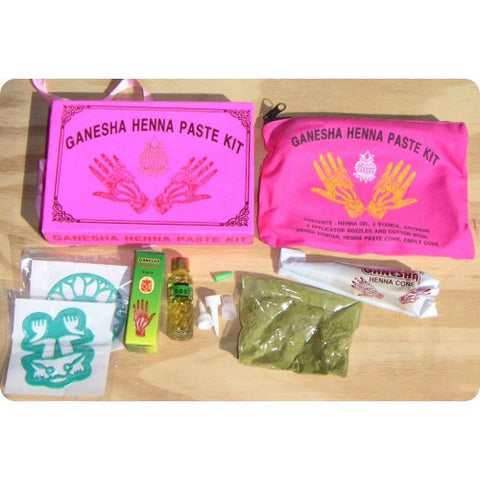 Powder Henna (Mehndi) Kit