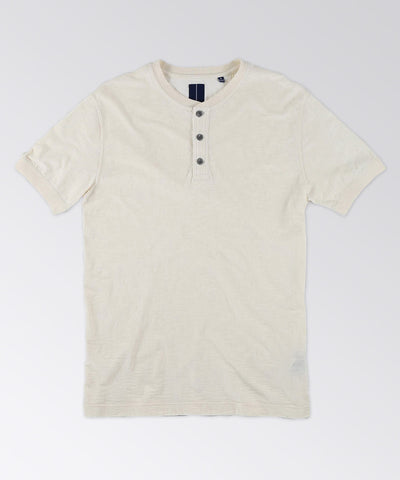 Lakeside Short Sleeve Henley