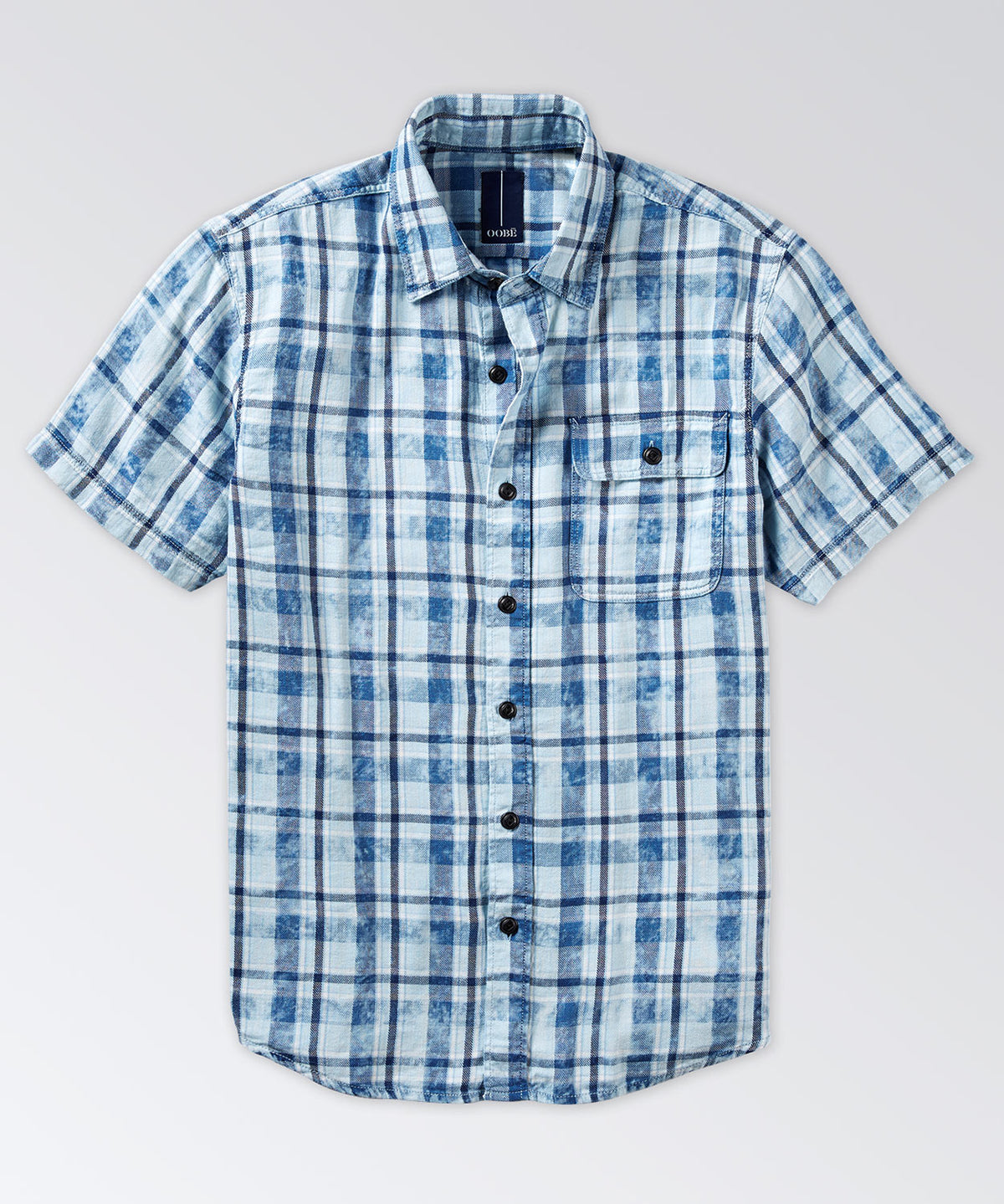Kershaw Indigo Shirt