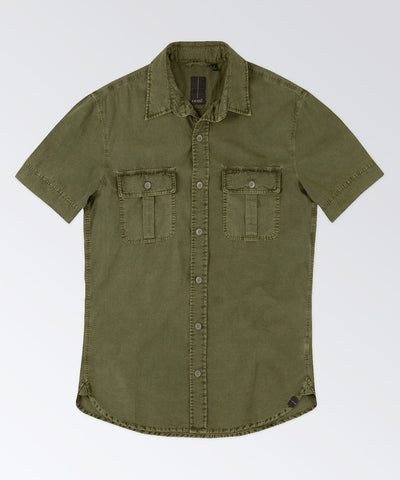 Richland Solid Short Sleeve Shirt