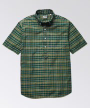 Warren Short Sleeve Cotton Woven Popover Shirt