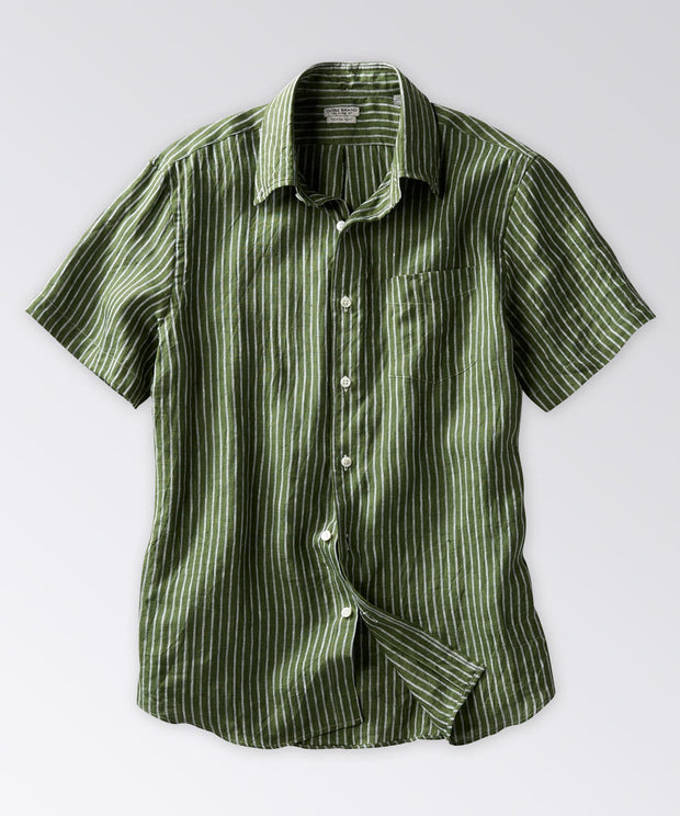 James Short Sleeve Shirt