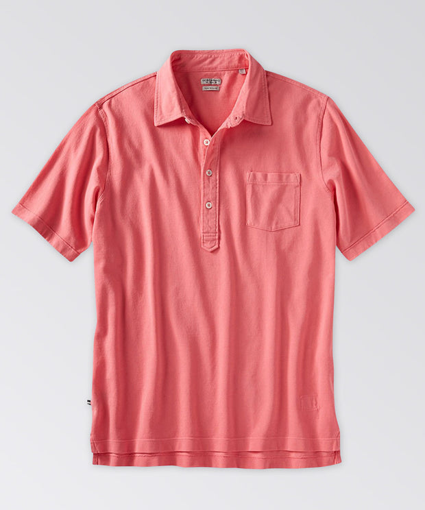 Avedon Pocket Polo Shirt