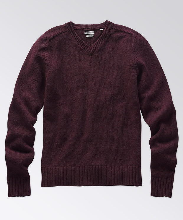 Wentworth V-Neck Sweater