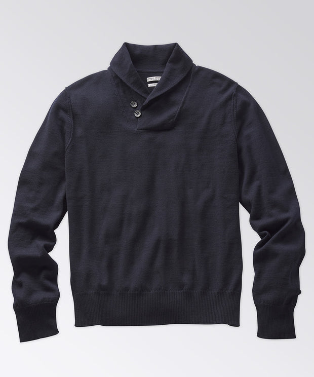 Fulton Shawl Collar Sweater