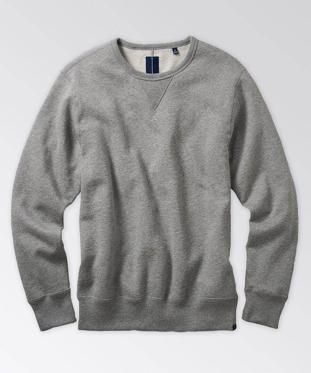 Jackson Split-Back Crew Sweatshirt
