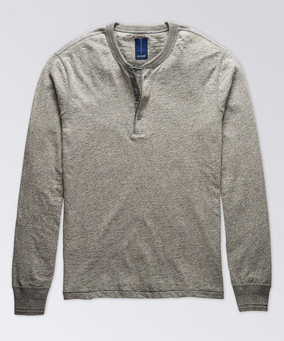 Basecamp Long Sleeve Henley Shirt