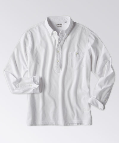 Charleston Long Sleeve Popover Shirt