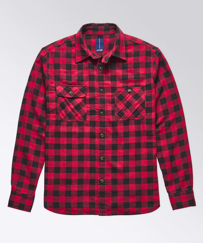 Camperdown Buffalo Plaid Shirt