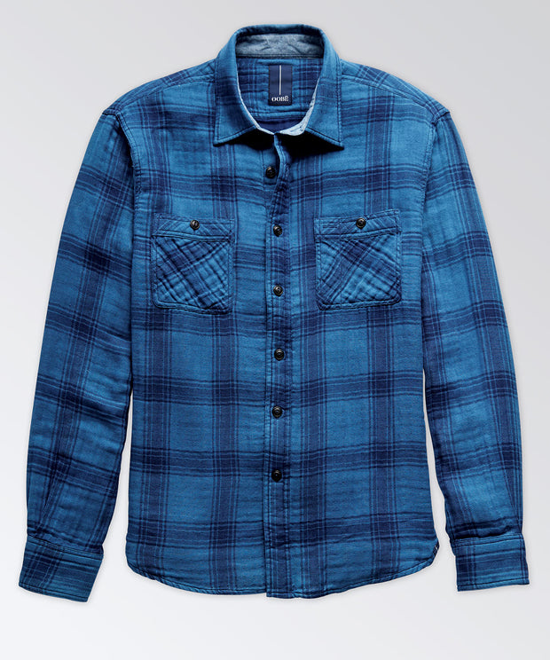 Mills Indigo Workshirt