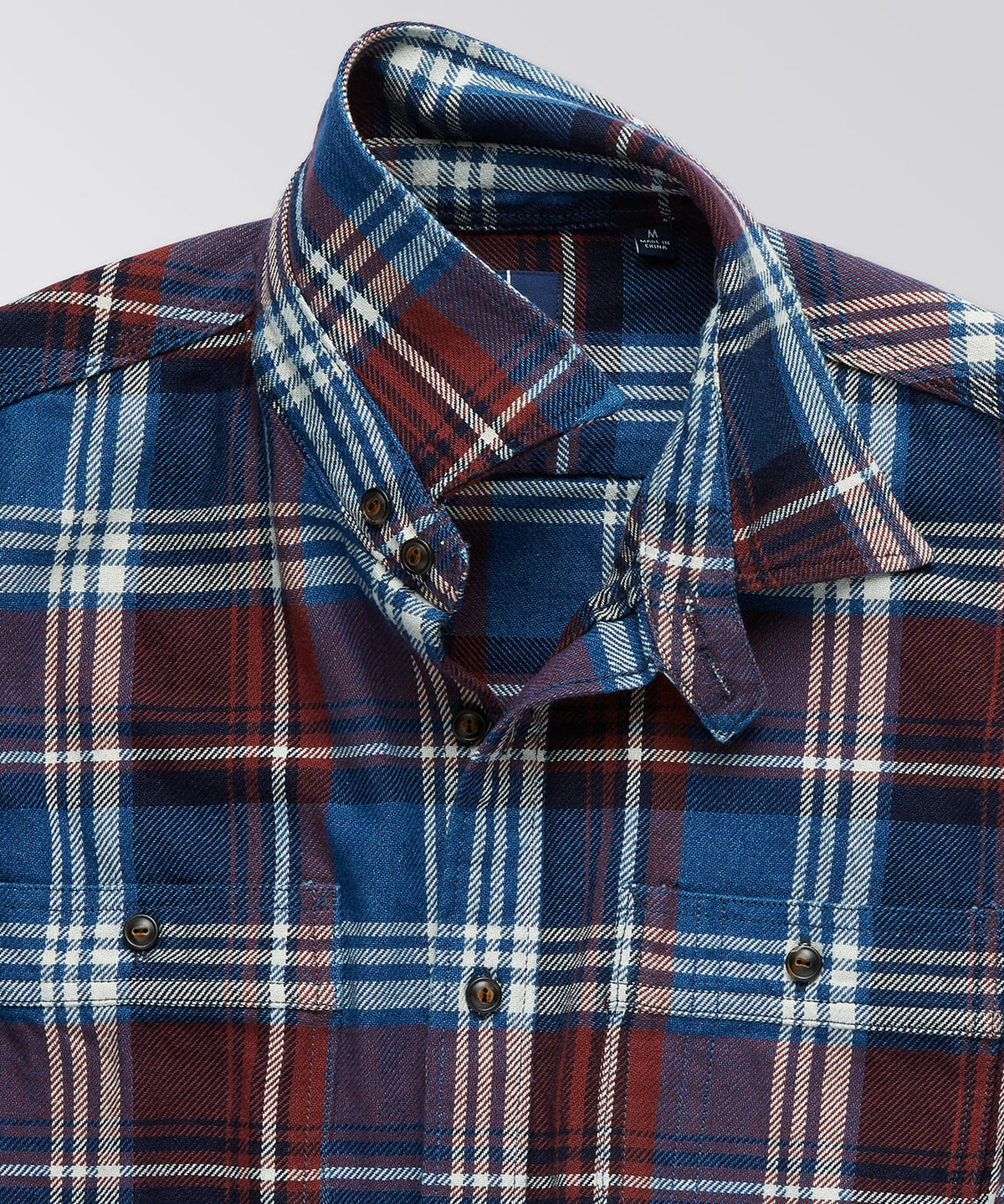 Mills Flannel Workshirt