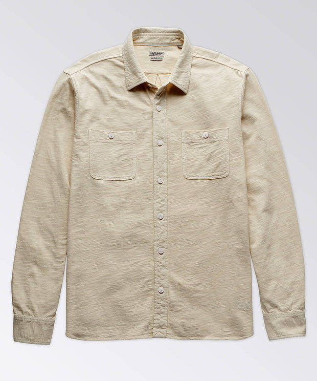 Ashley Long Sleeve Jersey Workshirt