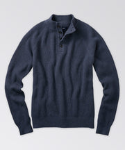 Morris Mock Neck Pullover Sweater