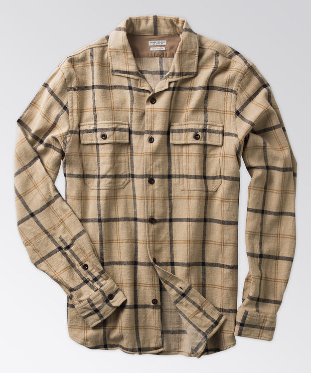 Porter Long Sleeve Plaid Shirt