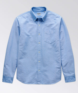 King Street Blue Oxford Shirt