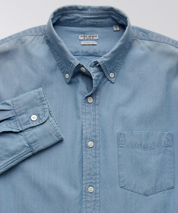 King Street Chambray Shirt