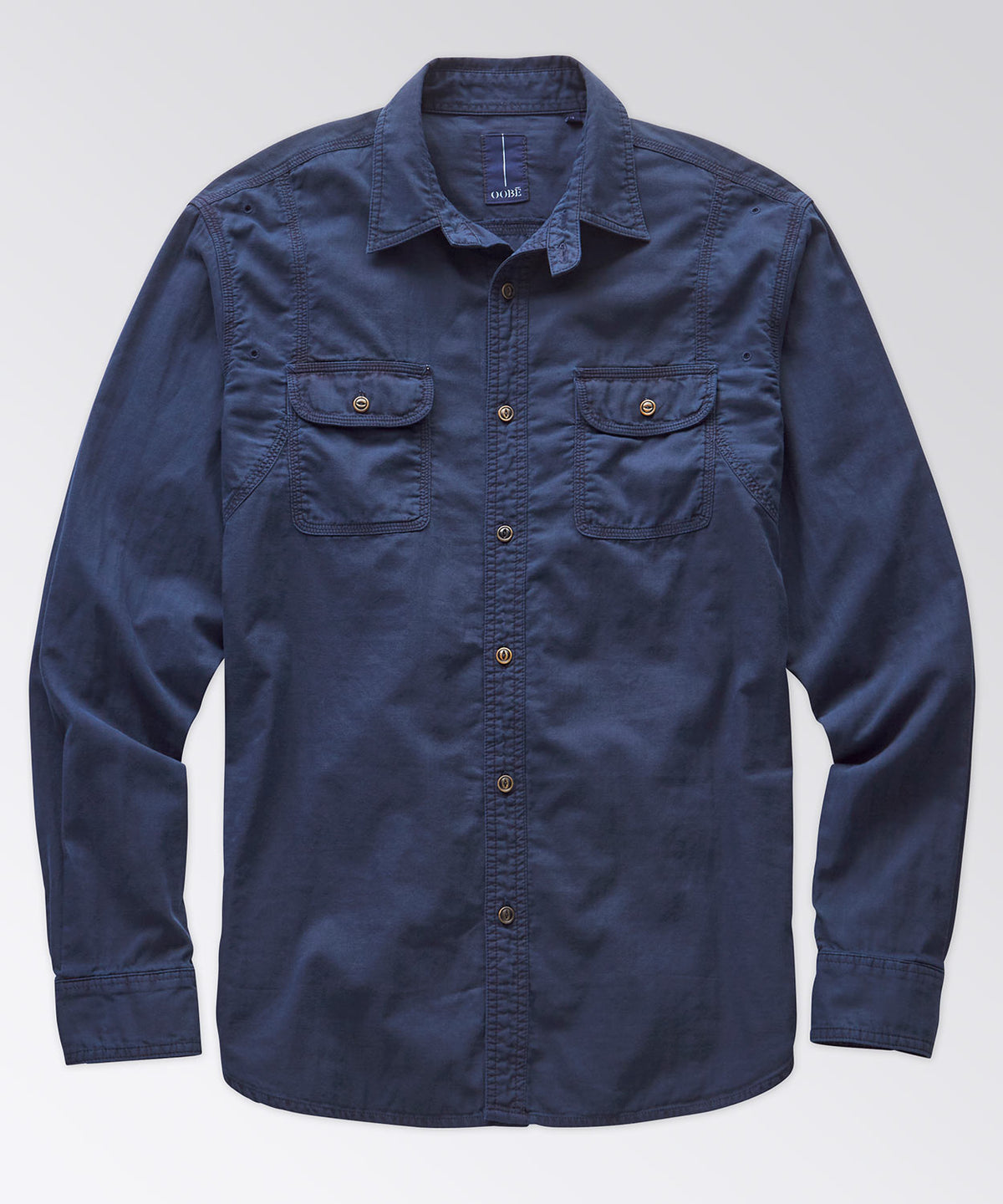 Waters Indigo Workshirt