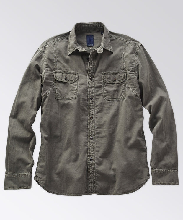 Waters Long Sleeve Workshirt