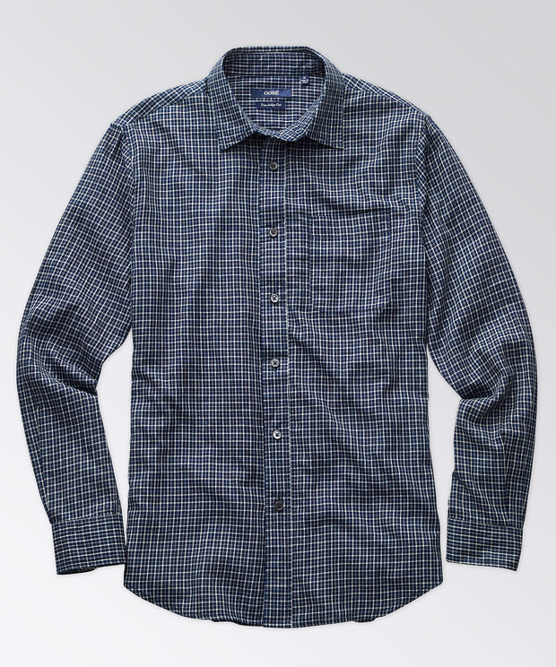 Whitmire Long Sleeve Plaid Shirt